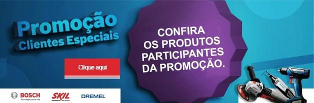 Produtos Participantes - Promoção Bosch