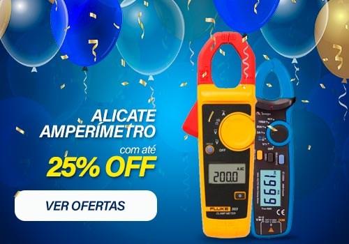 Alicate Amperímetro