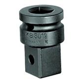 """Adaptador de Impacto 36mm 1/2"""" KB3019 GEDORE"""