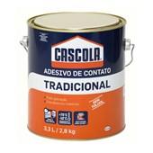 Adesivo de Contato Cascola sem Toluol 2,8 Kg CASCOLA TRADICIONAL LOCTITE