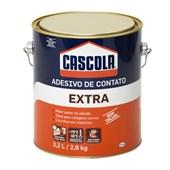Adesivo de Contato sem Toluol 2,8 Kg Extra CASCOLA