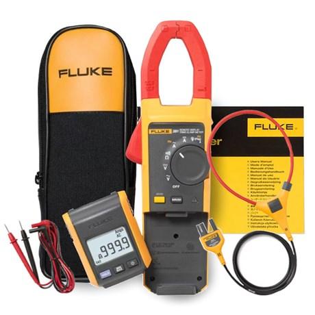Alicate Amperímetro Digital 1000A AC/DC TRUE RMS 381 FLUKE