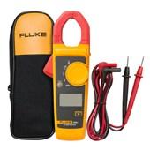 Alicate Amperímetro Digital 400A AC CAT III 600V 302 FLUKE