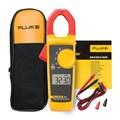Alicate Amperímetro Digital AC TRUE RMS Categoria III 600V 323 FLUKE