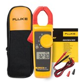Alicate Amperímetro Digital AC TRUE RMS Categoria III 600V 323 FLUKE