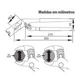 Alicate Bomba D'Água 10'' 219039BBR BELZER