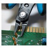"Alicate Corte Lateral para Microeletrônica 5.1/2"" 8350-7 GEDORE"