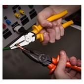 Alicate Isolado Eletricista 1000V 8'' 219021BBR BELZER