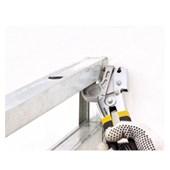 """Alicate Puncionador para Drywall 10"""" 3662500500 Vonder"""