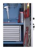 Armário para Ferramentas com 4 Gavetas e Porta de Aço AM-2 MARCON