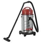 Aspirador de Pó e Água Inox 1400W 20L ELEKTRO 1400