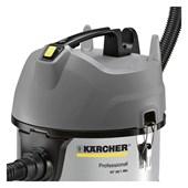 Aspirador de Pó e Líquido em Inox 38L 1500W Monofásico NT 38/1 Classic KARCHER