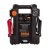 Auxiliar de Partida 12V 500A Bivolt Black&Decker JS500S