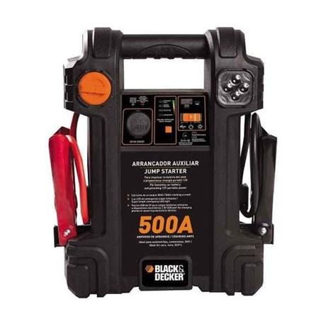 Auxiliar de Partida 12V 500A Bivolt JS500S BLACK + DECKER