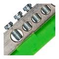 Barramento Suporte com Barra Terra Verde 16mm² 928056 CEMAR