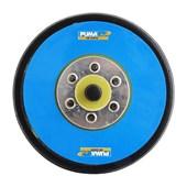 """Base com Velcro 6"""" para Lixadeiras Pneumáticas sem Furos PC6P PUMA"""