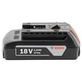 Bateria de Lítio 18V 1,5 Ah GBA 1600Z00035 BOSCH