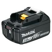 Bateria de Lítio 18V 3.0 Ah com Indicador de Carga BL1830B MAKITA