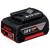 Bateria de Lítio 18V 4.0 Ah com Indicador de Carga GBA 1600Z00038 BOSCH