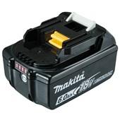 Bateria de Lítio 18V 6.0 Ah com Indicador de Carga BL1860B MAKITA