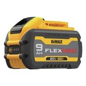 Bateria de Lítio 20V/60V MAX 9.0 Ah FLEXVOLT DCB609-B3 DEWALT