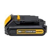 Bateria de Lítio 20V Max 1.3 Ah DCB207-B3 DEWALT