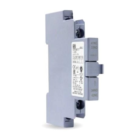 Bloco de Contato Auxiliar Lateral para Disjuntor Motor MPW 1 NA+ 1 NF ACBS-11 12463909 WEG