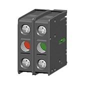 Bloco de Contato Auxiliar para Disjuntor Caixa Moldada 1NA + 1NF VT250/630 3VT93002AF10 SIEMENS