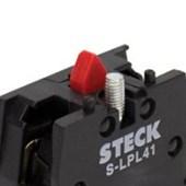 Bloco de Contato NF SLPL41 STECK