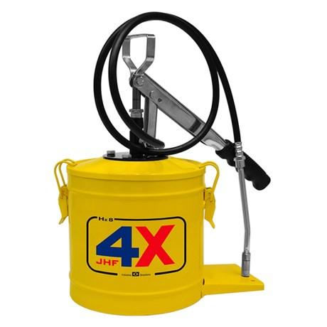 Bomba Manual para Graxa 7kg HZ-8