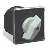 Botão Chave Liga/Desliga Rotativo 60° 3P 100A TA3100E STECK