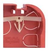 Caixa de Embutir Drywall 4x4 6890-25 PIAL