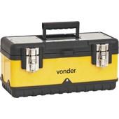 Caixa Metálica para Ferramentas 380 x 160 x 180 mm CMV 0380 Vonder