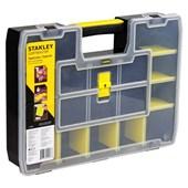 Caixa Organizadora Plástica com 17 Compartimentos Softmaster STST14026 STANLEY