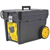 Caixa Plástica Contractor para Ferramentas 53 Litros com Rodas STST33027 STANLEY