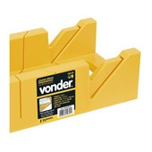 Caixa Plástica Meia Esquadria 3099300140 VONDER