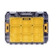 Caixa Plástica Organizadora de Ferramentas Tampa Transparente TSTAK DWST17805 DEWALT