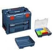 Caixa Plástica para Ferramentas com 2 Gavetas L-Boxx 306 0615990GA8