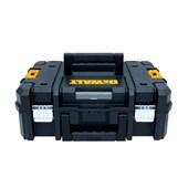 Caixa Plástica para Ferramentas com Fecho Metálico TSTAK DWST17807 DEWALT