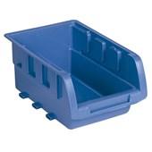 Caixa Plástica Porta-Componentes Azul 3A Marcon