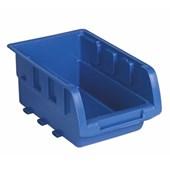 Caixa Plástica Porta-Componentes Azul 5A MARCON