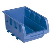 Caixa Plástica Porta-Componentes Azul 7A MARCON