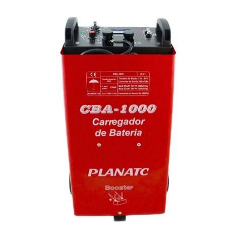 Carregador de Bateria 100A 12V CBA 1000/I PLANATC