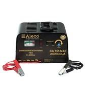 Carregador de Bateria 15 Ampéres 12/24V CA1512X24 AGRÍCOLA