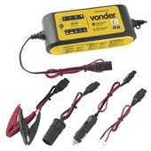 Carregador de Bateria 8A 12V CIB160 Vonder