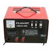 Carregador de Bateria com Auxiliar de Partida 30A 220V CBAS 450/2-I PLANATC