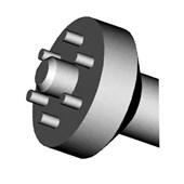 Chave de Espigas com 6 Pinos para Válvula de Admissão 711024 RAVEN