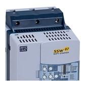 Chave de Partida Soft Starter Trifásico 15cv 45A 220-575V SSW070045T5SZ 10194173 WEG