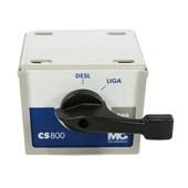 Chave Liga/Desliga com Alavanca Plástica 3P 30A 220V CS-830 MARGIRIUS