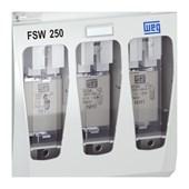 Chave Seccionadora Fusível 3P 250A NH1 1NAF FSW250-3 11884182 WEG
